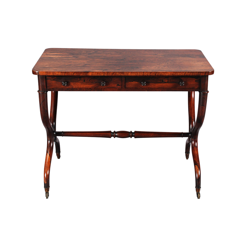 A Regency Rosewood Table