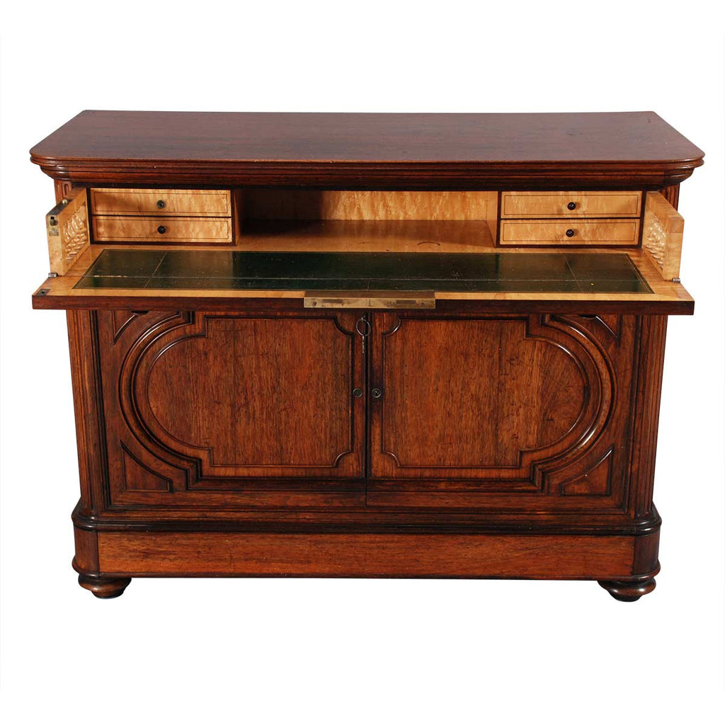 French Secretaire Cabinet