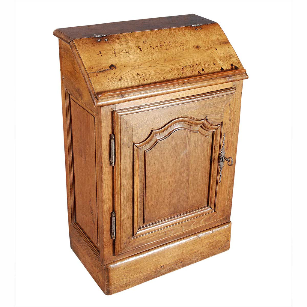 Small Slant-Front Cabinet