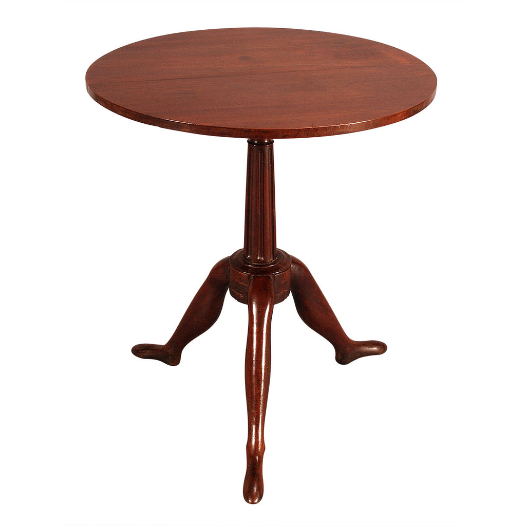 Isle of Man Tripod Table