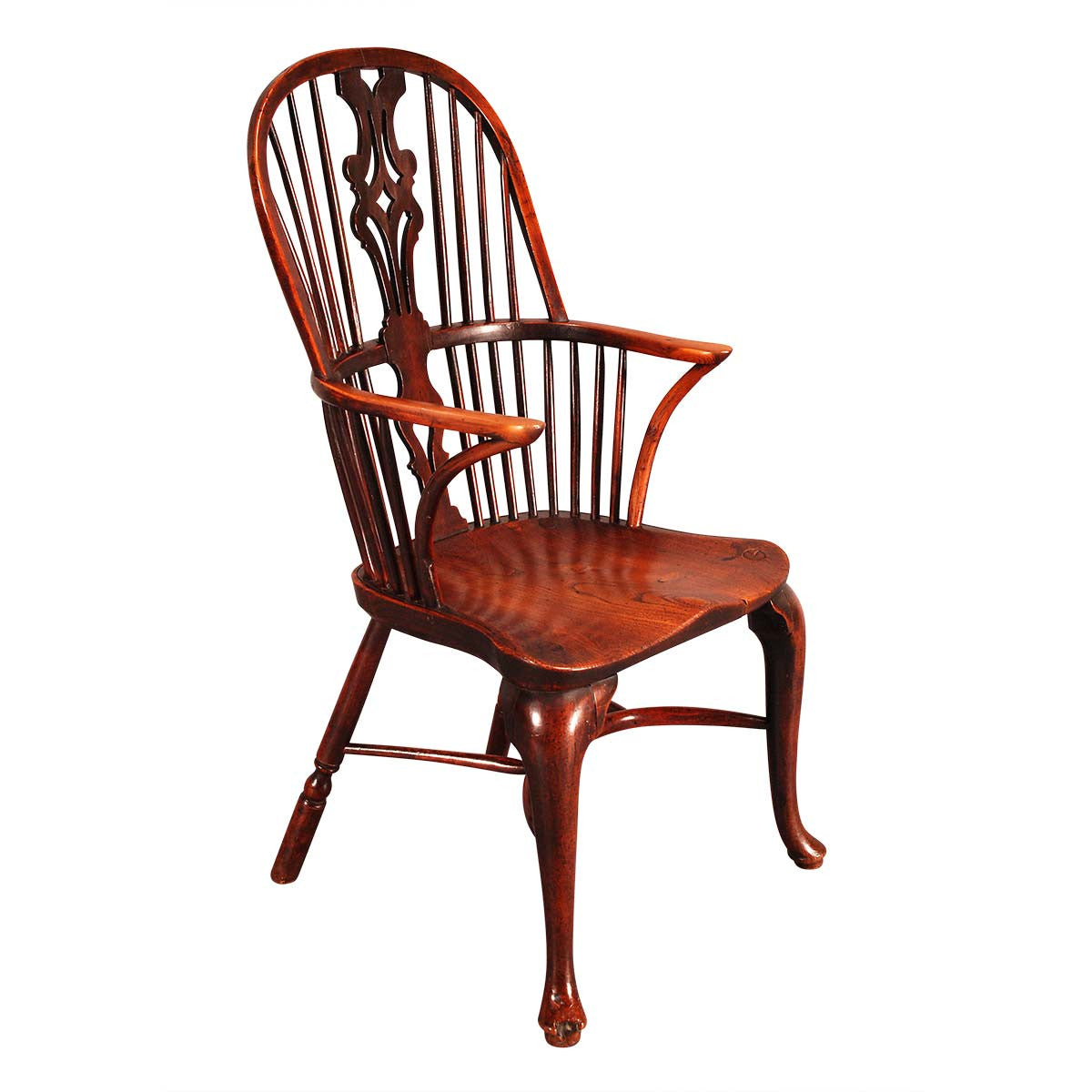 Double Bow Windsor Armchair