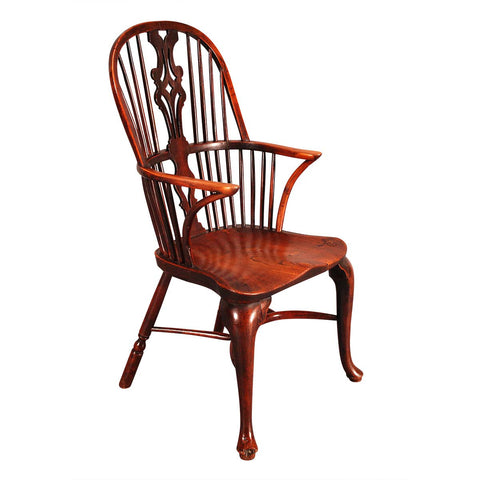 Double-Bow Windsor Armchair