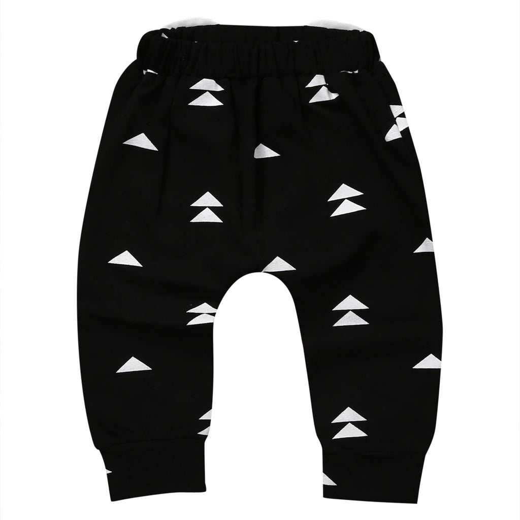 Baby Boy Harem Cartoon Bottoms Pants