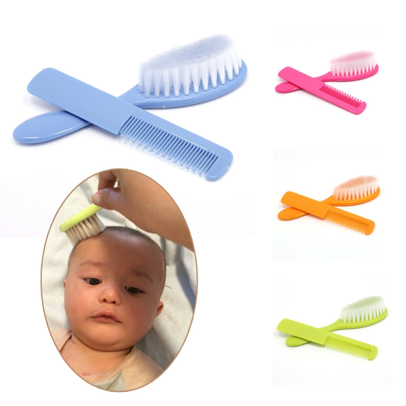 Brush and Comb Set