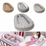 Baby nest bed for newborn and toddlers
