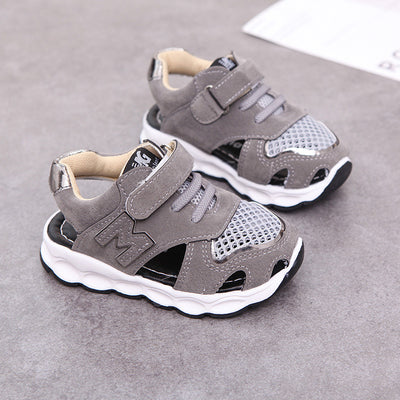 Spring lighting baby kids sneakers