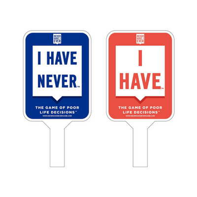 Never Have I Ever Paddles – Never Have I Ever Store
