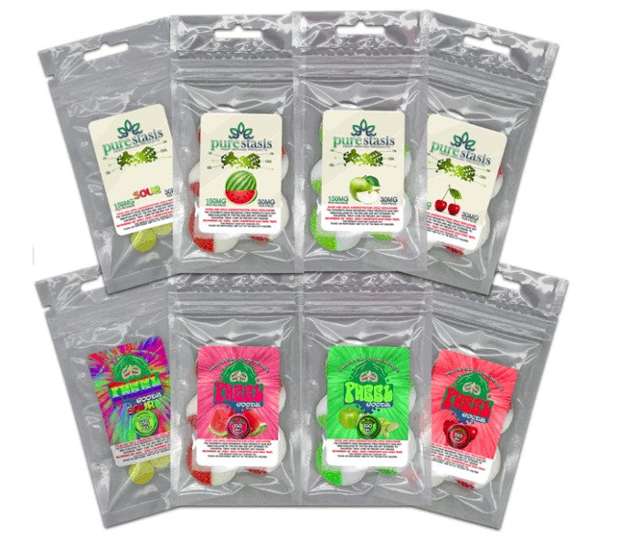 CBD Apple Rings, 150MG