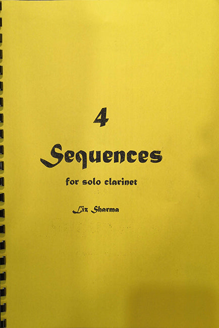 4 Sequences for Solo Clarinet