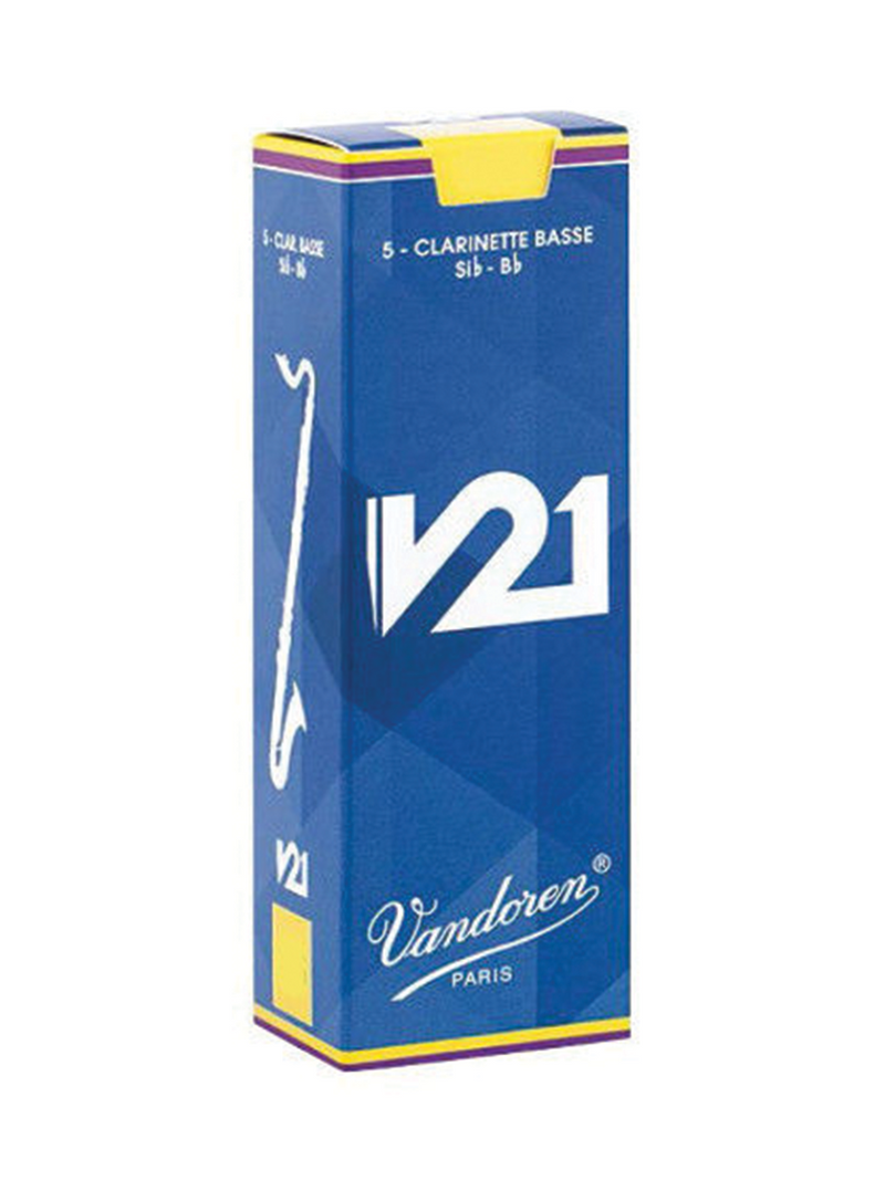 vandoren v21 bass clarinet reeds box of 5 clarinet flute london. Black Bedroom Furniture Sets. Home Design Ideas