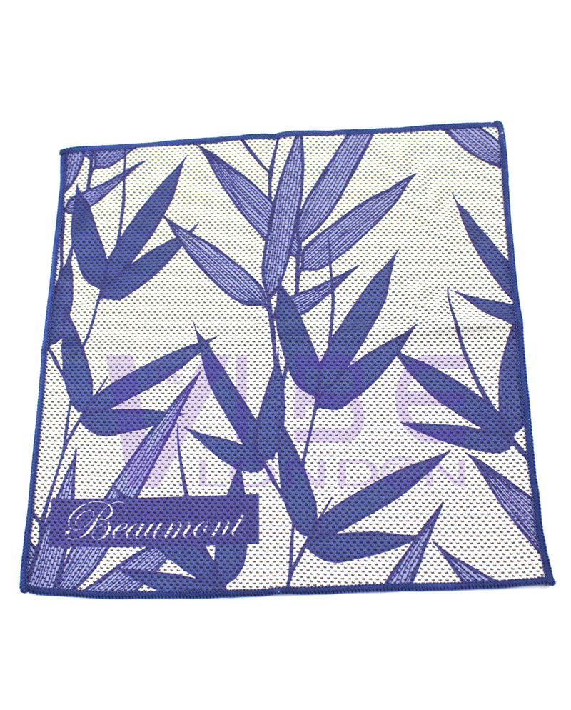 Beaumont Flute Cleaning Gauze Indigo Shoots