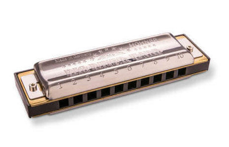 Hohner Big River Harmonica
