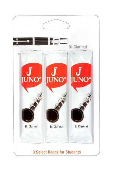 Juno Clarinet Reed 3-Pack