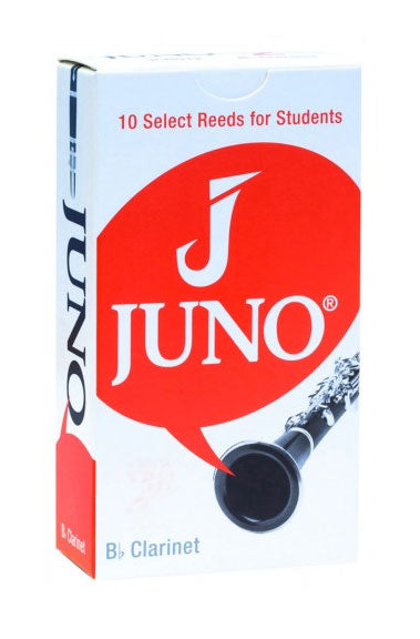 Juno Bb Clarinet Reeds - Box of 10
