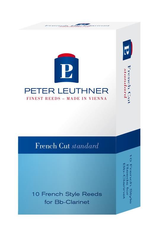 Leuthner French Cut Standard Clarinet Reeds