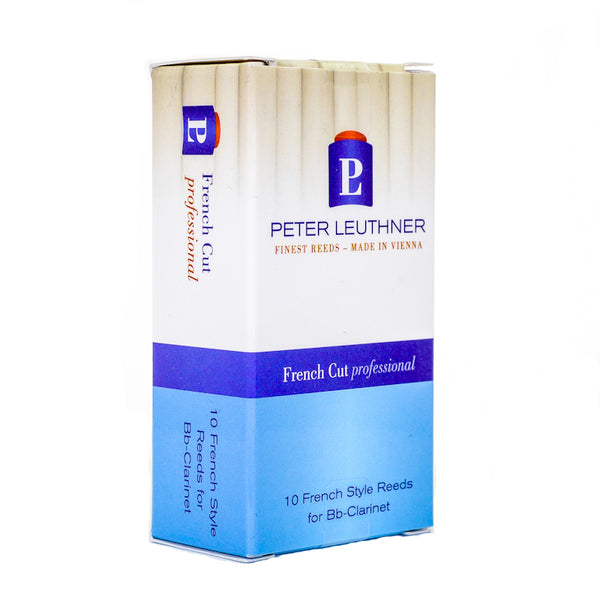 Leuthner French Cut Professional Clarinet Reeds