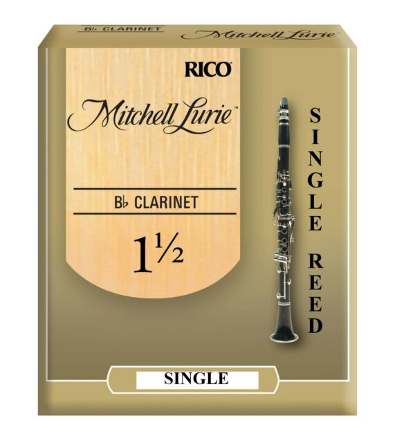 Mitchell Lurie Bb Clarinet Reed - Single