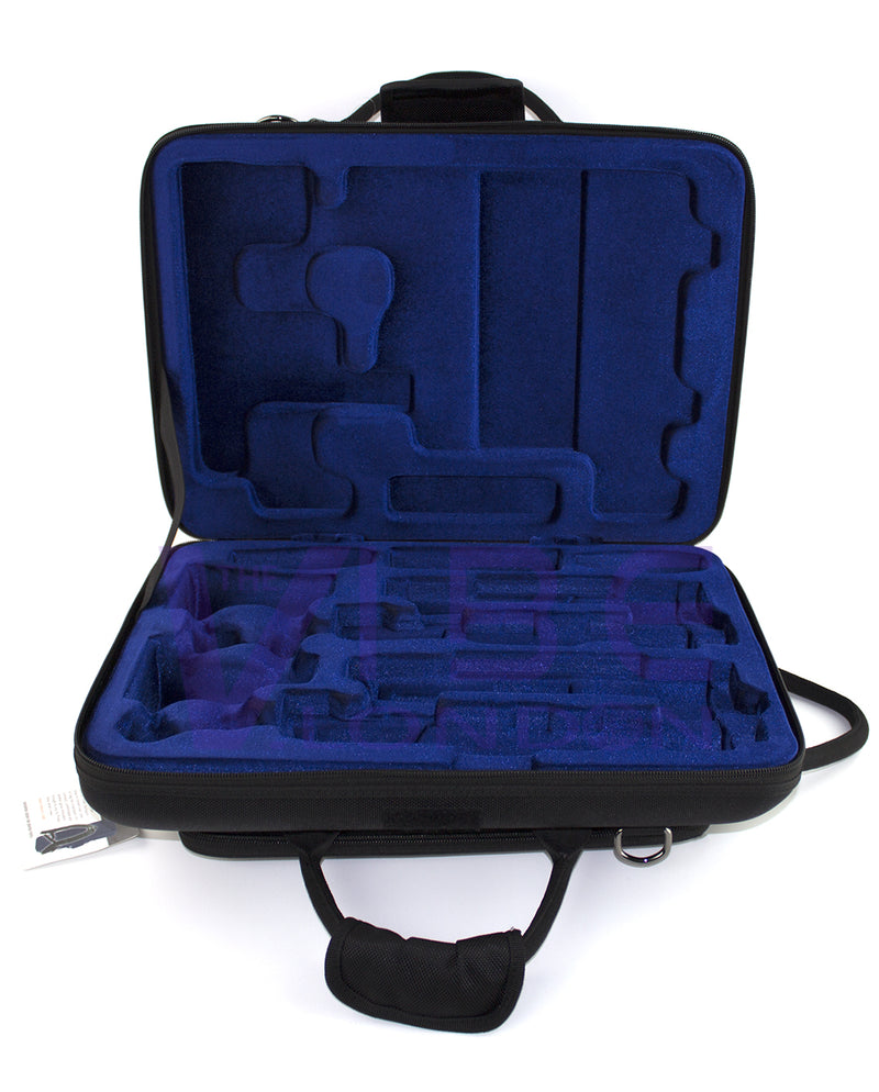 Protec Pro Pac Double Clarinet Case Black