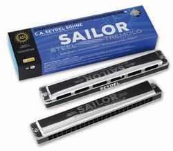 Seydel Sailor 48 Key Harmonica