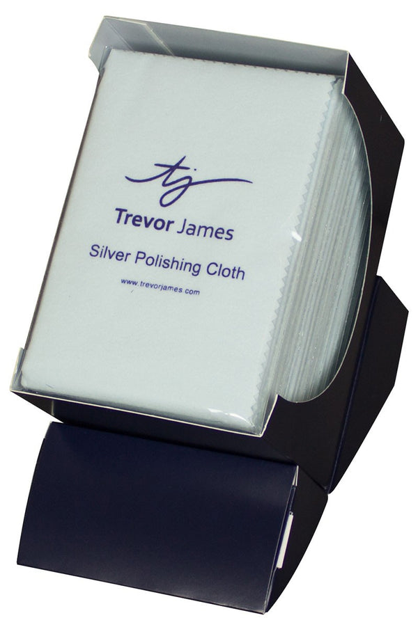 TJ Silver Polishing Cloth