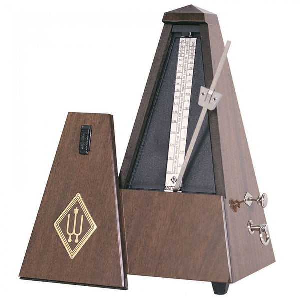 Wittner Pyramid Metronome with Bell