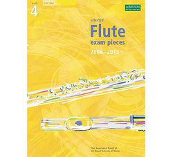 ABRSM Exam Pieces for Flute 2008-2013 - Part Only