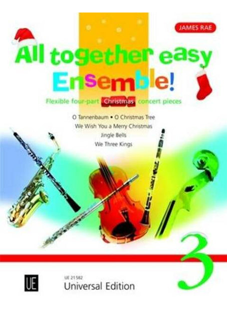 All Together Easy Ensemble Christmas 3