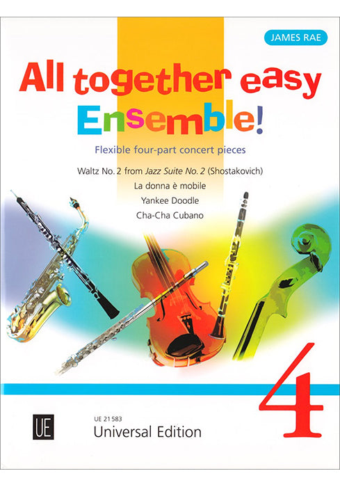 All Together Easy Ensemble
