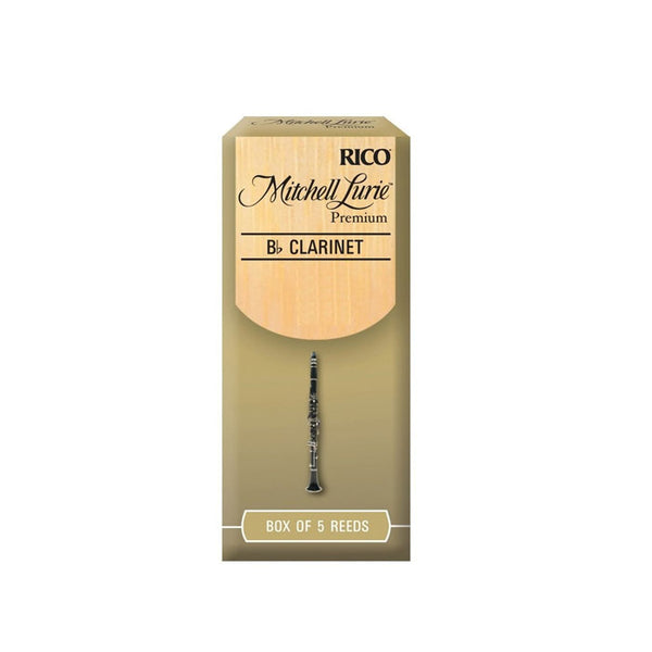 Mitchell Lurie Premium Bb Clarinet Reeds Box of 5