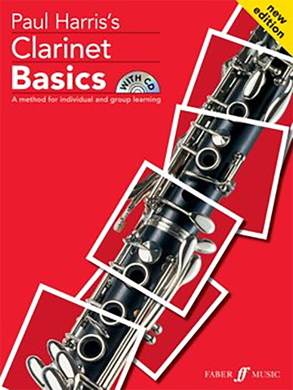 Paul Harris's Clarinet Basics - Pupil's Book with CD