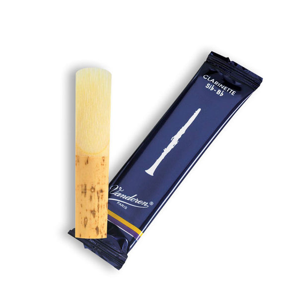 Vandoren Traditional Bb Clarinet Reed - Single
