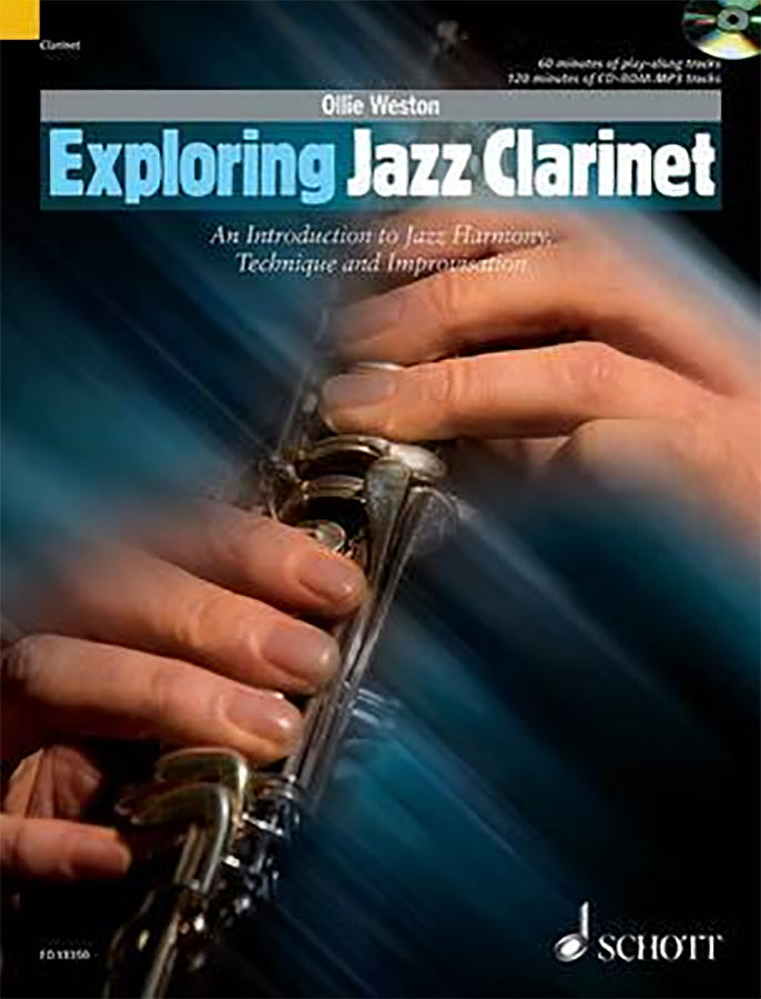 Explaining Jazz Clarinet - Ollie Weston