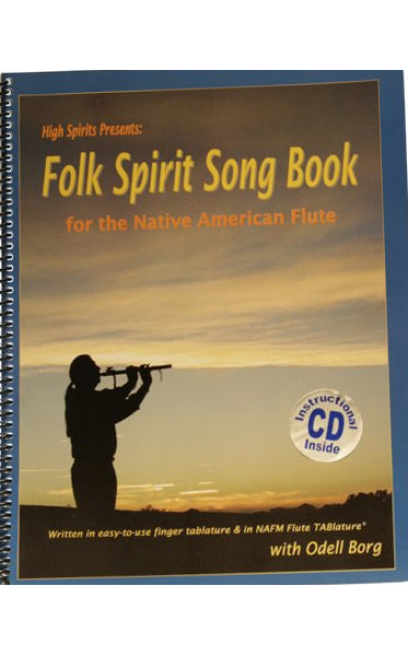 Folk Spirit Song Book - Odell Borg