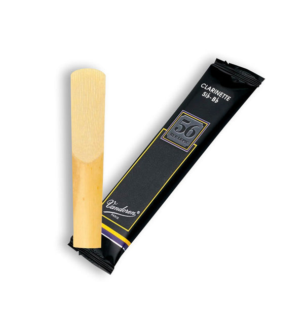 Vandoren 56 Rue Lepic Bb Clarinet Reed - Single