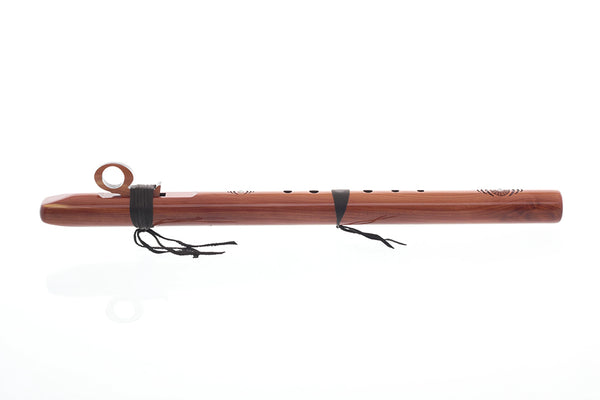 High Spirit Flute - 432Hz Earth Tune Bass Aromatic Cedar E