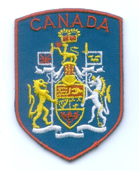 Official Canada Shield Crest