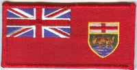 Manitoba Provincial Flag Patch