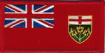 Ontario Provincial Flag Patch