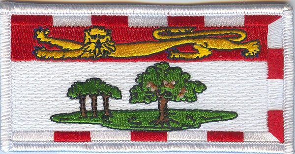 Prince Edward Island Provincial Flag Patch