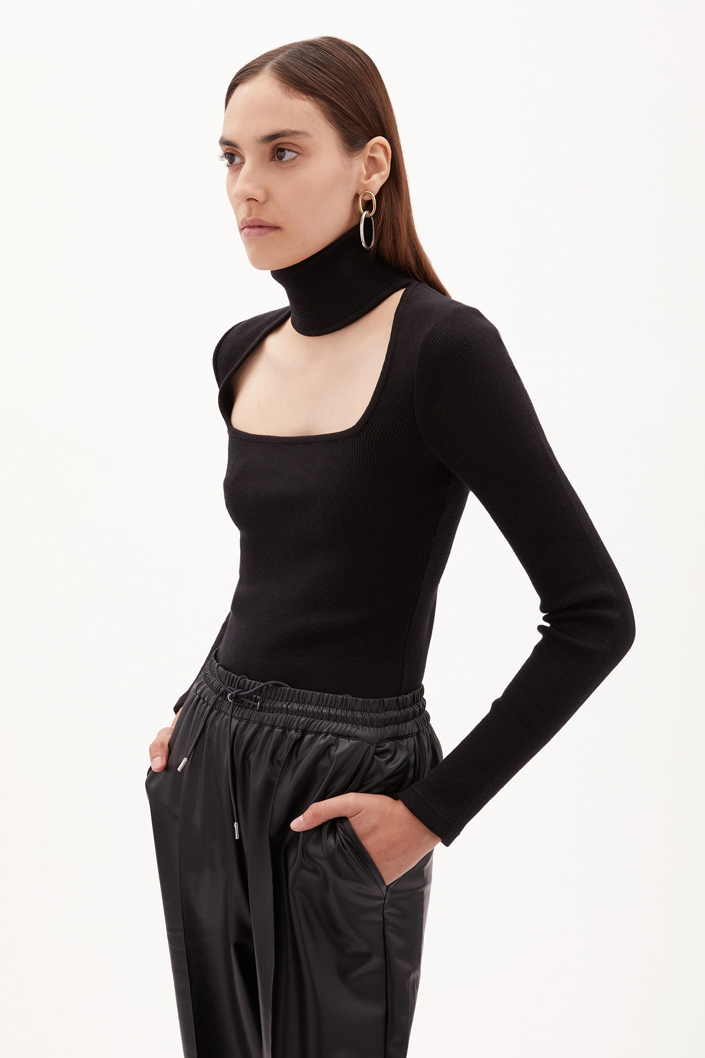 Janessa Recycled Knit Top