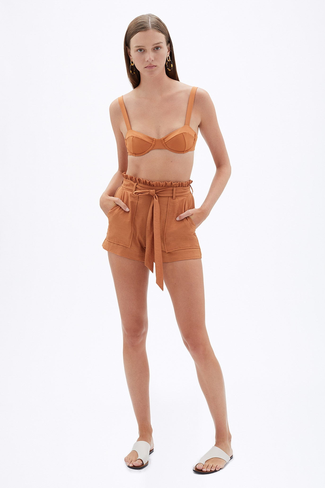 Isadora Coverup Short