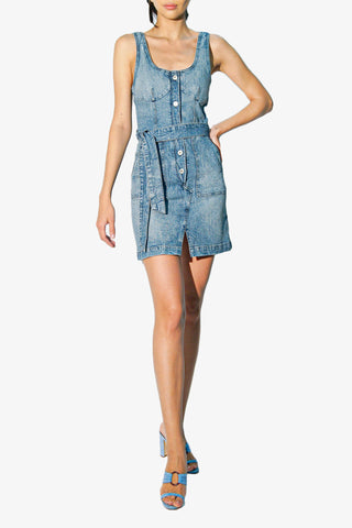 Kalani Denim Dress