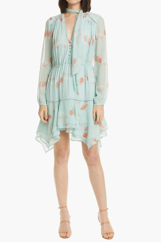 Irena Silk Dress