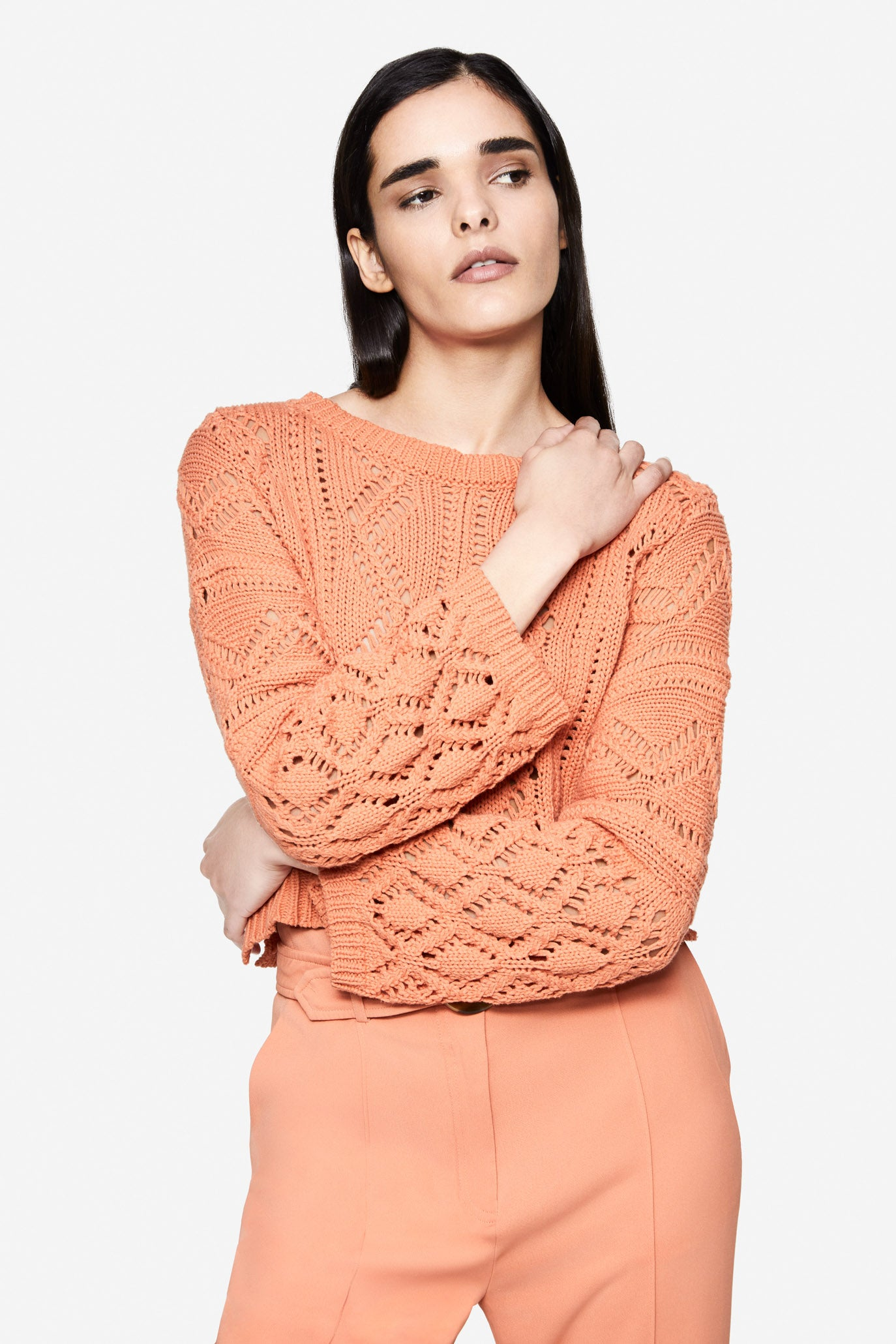 Madelyn Cropped Sweater