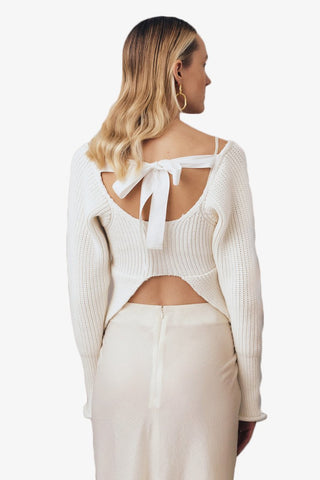 Gabriella Directional Sweater