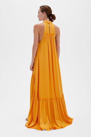 Anessa Silk Maxi Dress