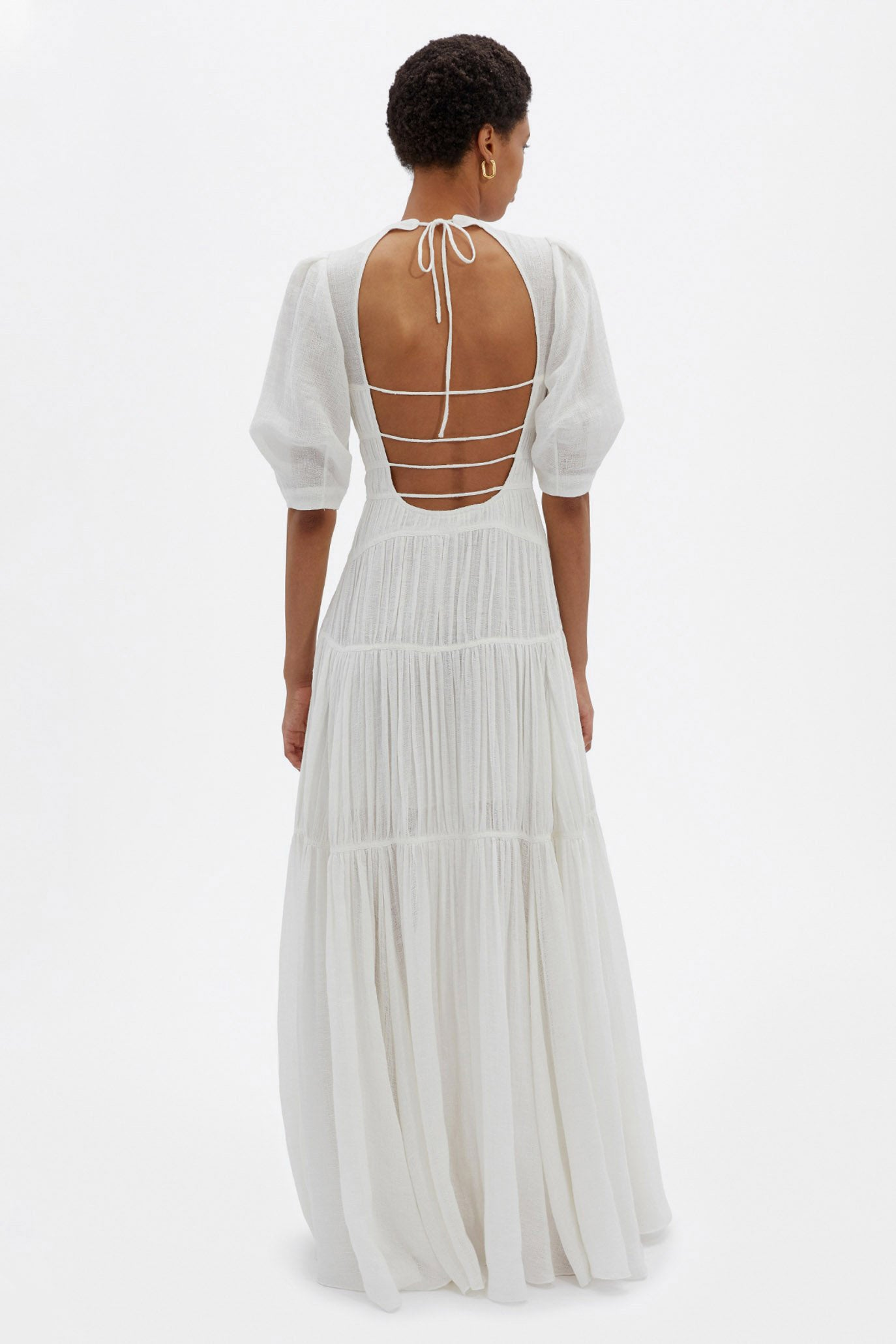 Fira Open Back Maxi
