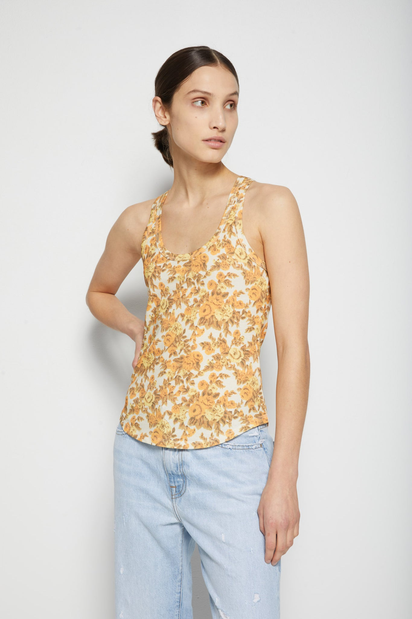 Mary Organic Cotton Top