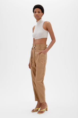 Harlee Loungewear Crop Top