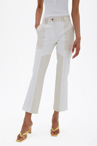 Jesslyn Cropped Pant